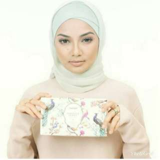 Our Serenity Series feature three distinctive fragrance (3 in 1) by NAELOFAR HIJAB .