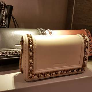 BN Charles N Keith Clutch Bag