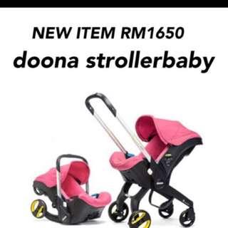 Doona Stroller new