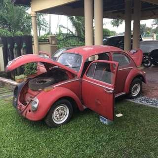 Volkswagen Beetle 1966'