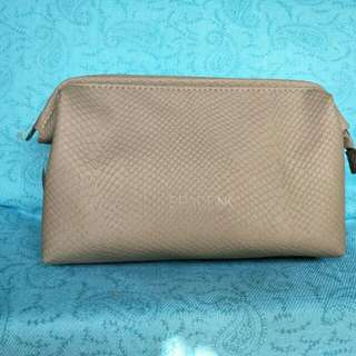 Space NK Pouch Cosmetic Bag