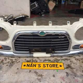 Japan Mira l5 classic front set for kancil