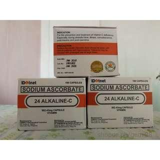 24 Alkaline-C