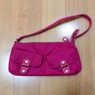 New:Banana Republic pink pouch