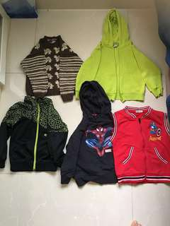 Winter ski Clothes 2-4 y