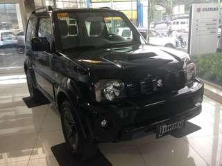 Suzuki Jimny GLX W/ ABS SRS all power