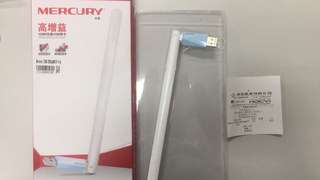 Mercury USB Wifi 手指 最高150Mbps