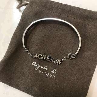 Agnes b 手鈪 / bracelet