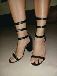 Block shoes