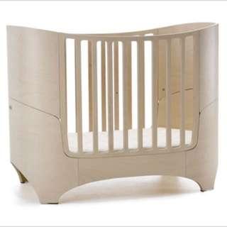 Leander baby cot/crib/junior bed