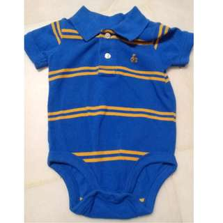 Gap Baby Collar Romper