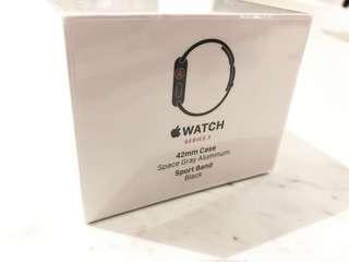 iWatch | Series 3 | 42mm | Space Grey Aluminium