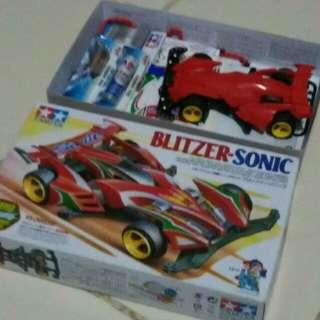 Blitzzer Sonic #UMN2018