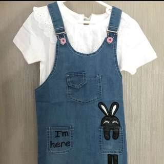 Cute denim new