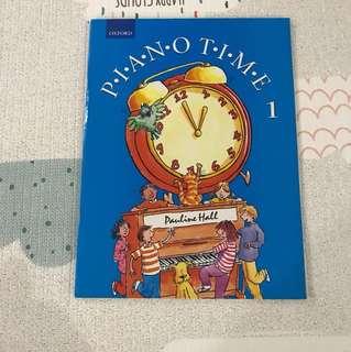 Piano Books - Piano Time 1
