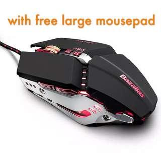 Bazalias Gaming Mouse