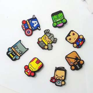 Little Heroes Badge - HG4R980  Design: as attach photo  Size: about 3-4cm