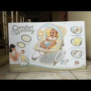 Bright starts bouncer- comfort n harmony