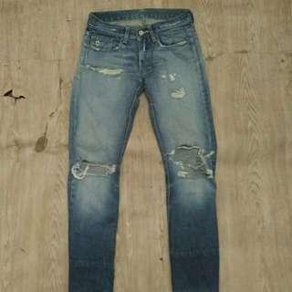 KSUBI ripped jeans