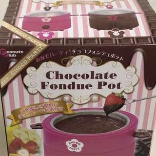 🚚 日本原裝進口,巧克力鍋