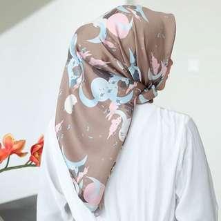 Hijab motif