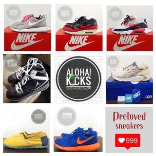 *Preloved* Sneakers of Owner