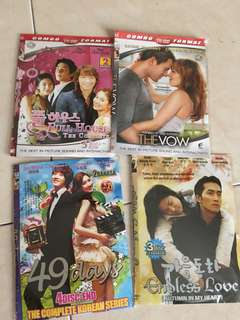 DVD movie Korea