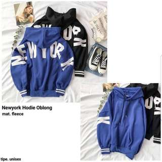 New york hodie oblong