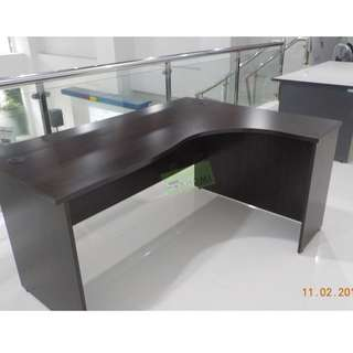 KHOMI--ALPHA SERIES L TYPE OFFICE TABLE--KHOMI