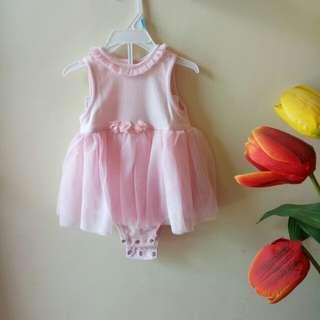 Dress Anak ( Romper Ballerina )