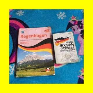 Regenbogen dan Kamus Bahasa Jerman