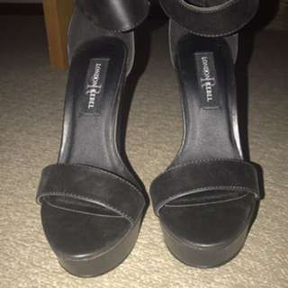 London rebel heels