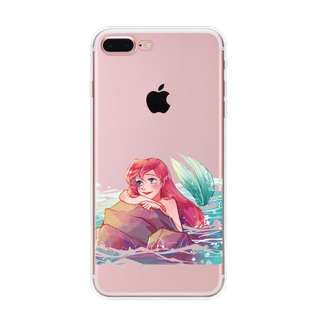 MERMAID TPU PHONE CASE