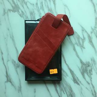 iPhone 6/7/8 Plus 真皮皮套 Leather Case