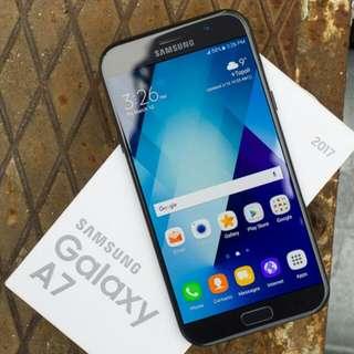 Kredit Dp 10% Samsung Galaxy A7 (2017) - Cicilan tanpa kartu kredit