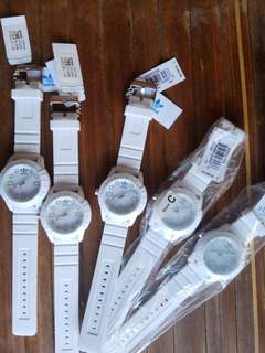 Jam Adidas Putih Ori
