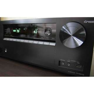 Onkyo TX-NR676E 7.2-Channel Network A/V Receiver ( Dolby Atmos\DTS-X) Latest Model