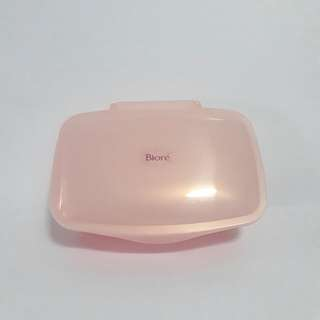 Biore Make Up Wipes Container