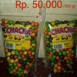 Chacha package 500gr