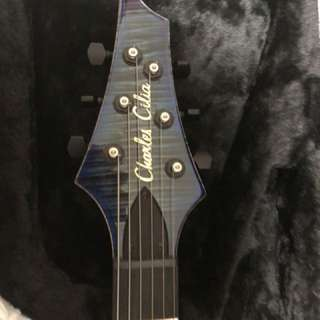 Cilia Guitars Custom CGA6