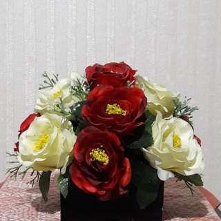Vas dan bunga