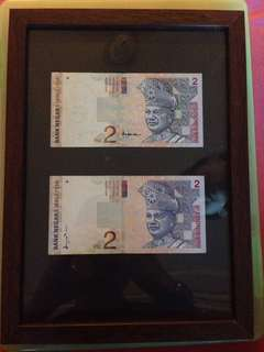RM2 notes