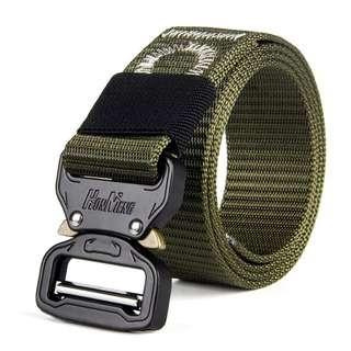military tech belt
