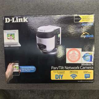 D-Link  DCS-5230L Network Camera