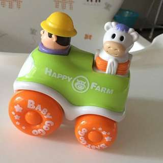 Very new Car for baby crawling or walking