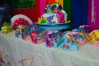 KIDDIE PARTY PACKAGES CALL US 513-3567