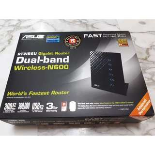 Used Asus Router