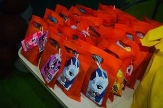 KIDDIE PARTY PACKAGES. 1st or 7th BIRTHDAY PARTY