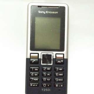 Sony Ericsson T 250i Biru