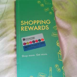 Sm Advantage Shopping Rewards Vouchers
